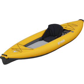 NRS STAR Paragon Inflatable Kayak yellow
